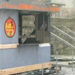 El Kebabos po pożarze
