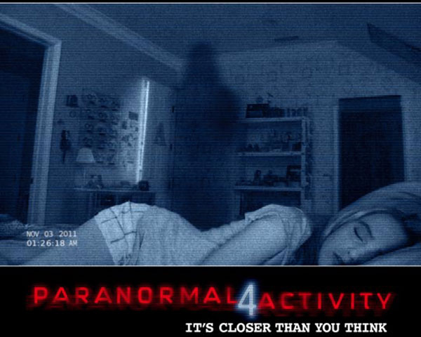 Paranormal Activity 4 |