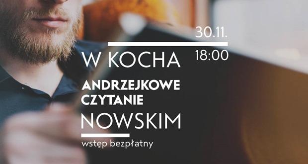 Andrzejkowe czytanie w Kochanowskim