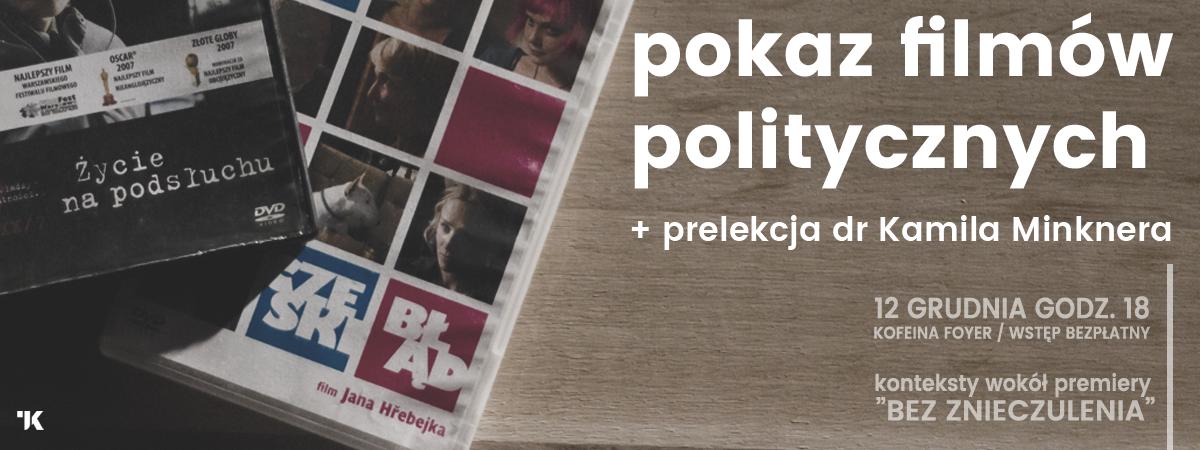 Kino polityczne w Kochanowskim