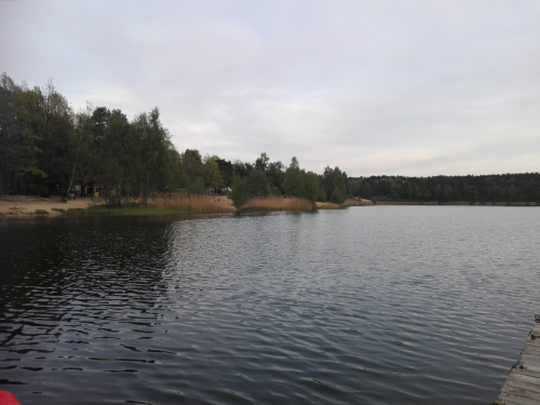 Magiczne Jezioro Turawskie