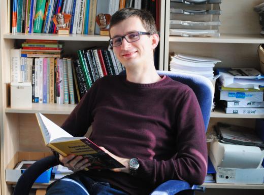 Zrozumieć zachowanie człowieka – dr Radosław Walczak z Instytutu Psychologii
