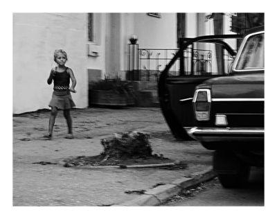 czarna wołga porywa dziecko :(