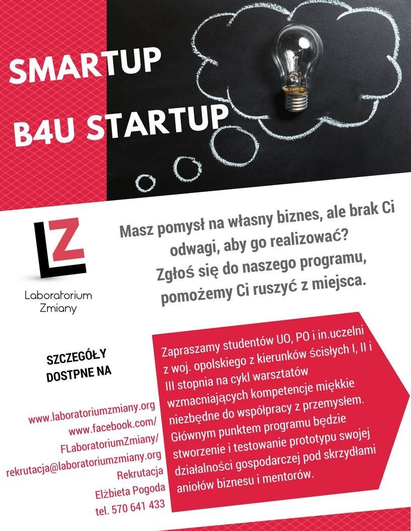 Rekrutacja do programu Smart Up!