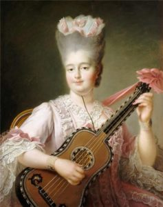 François Hubert Drouais, Marie Clotilde Xaviere of France called Madame Clotilde Queen of Sardinia, 1759-1802