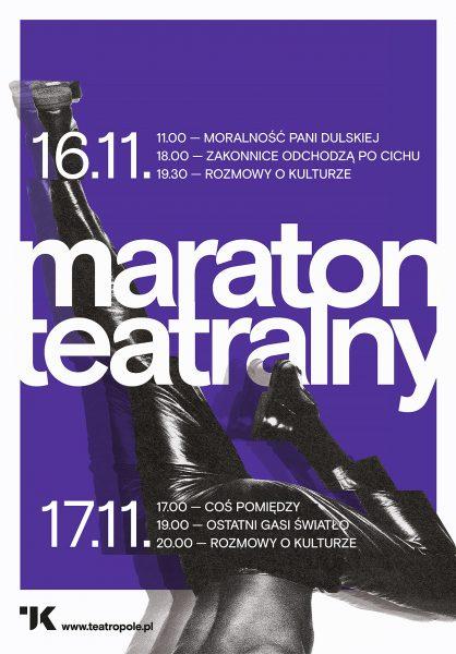 Kurtyna!, czyli I Opolski Maraton Teatralny