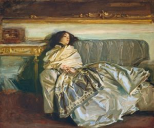 John Singer Sargent, Nonchaloir, 1911