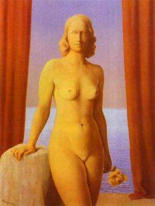 Rene Magritte, Flowers of Evil, 1946