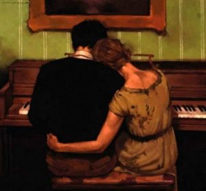 Joseph Lorusso, Tenderness and Love, XX c.