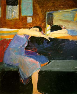 diebenkorn-sleepingwoman