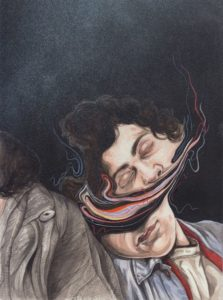 Henrietta Harris, Hold Still Mixed Media, 2012