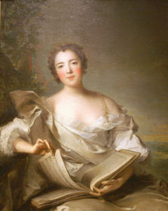 Jean Marc Nattier, Duchess of tremoille, 1741