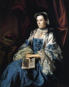Joshua Reynolds,Gertrude Duchess of Bedford, 1756