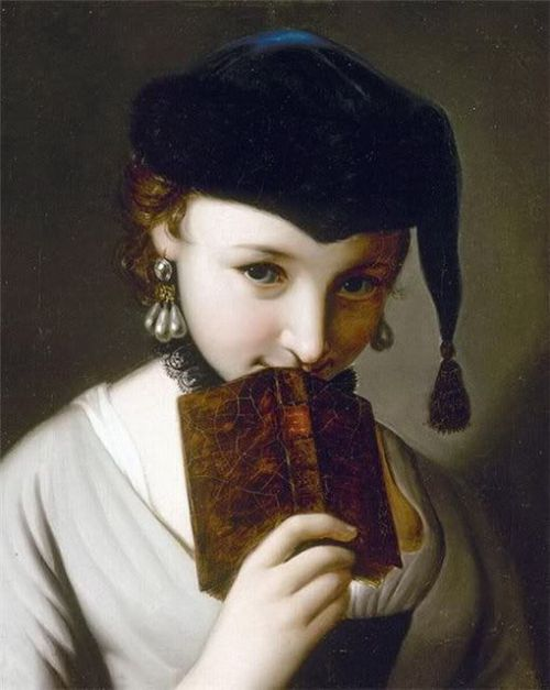 pietro-antonio-rotari-girl-with-a-book