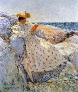 Frederick Childe Hassam, Summer Sunlight,1892