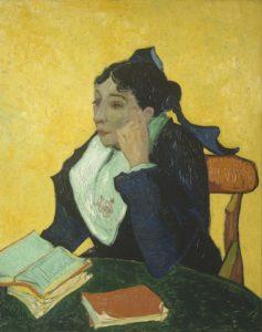 Vincent van Gogh, L'Arlésienne (Madame Joseph-Michel Ginoux),1888–89