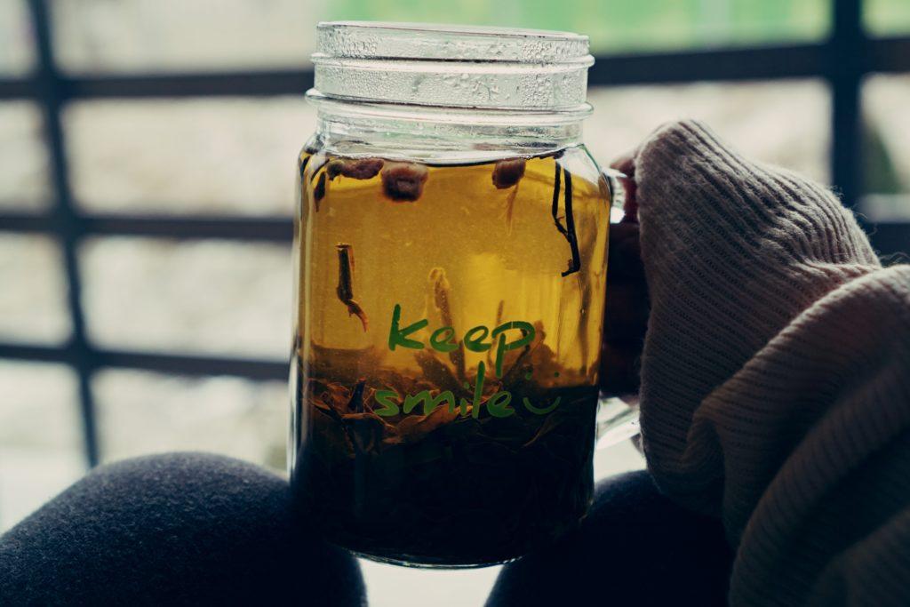 """Herbata """"łzy smoka"""""""