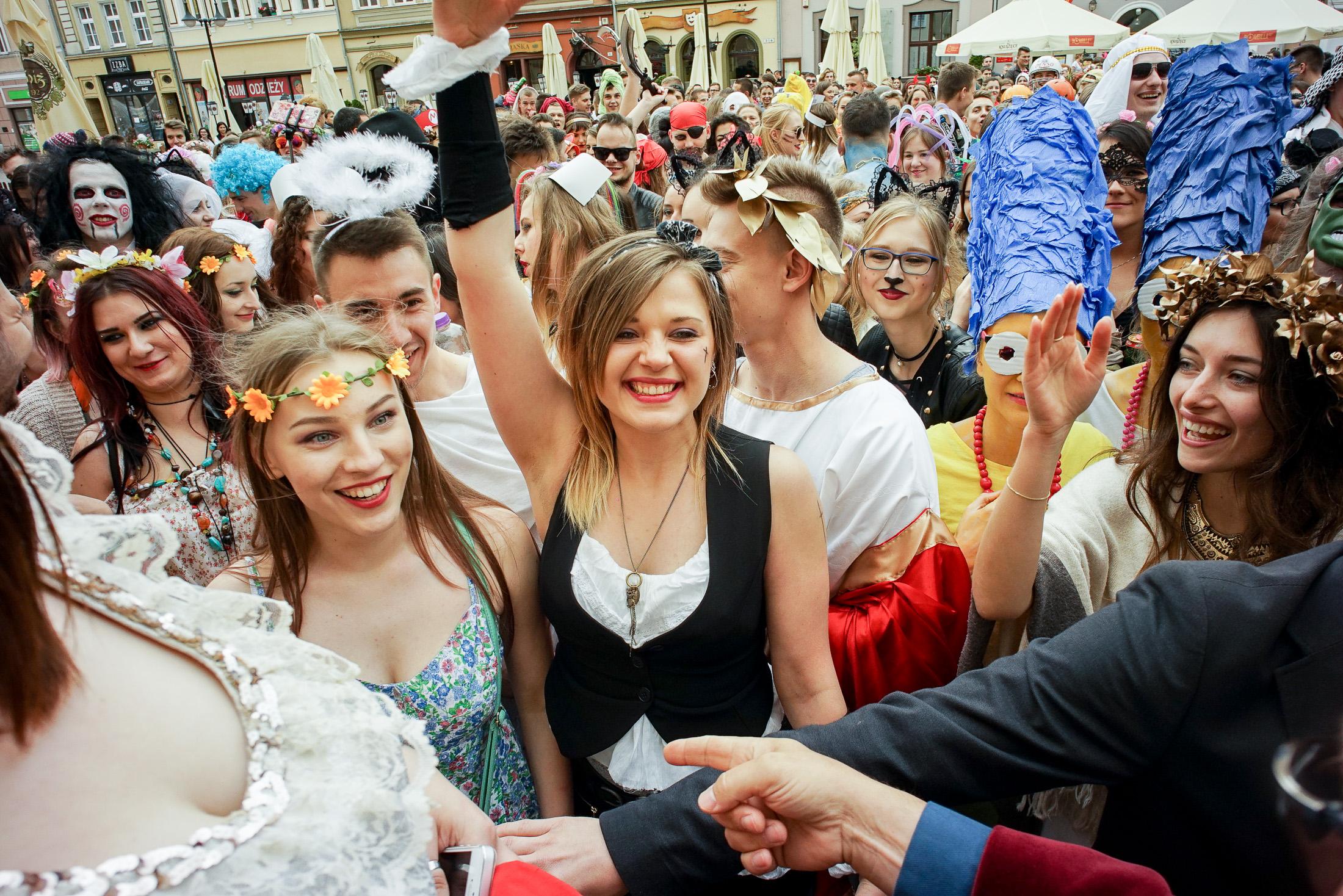 Studenci ponownie przejmują władzę nad Opolem. Zbliżają się Piastonalia 2018. [PROGRAM]