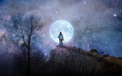 Wiersz o księżycu