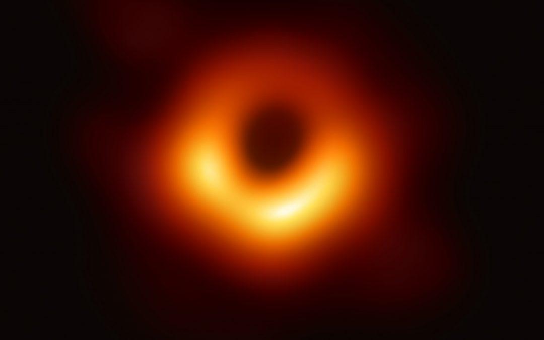 Zdjęcie czegoś niewidzialnego – czyli kosmiczny donut
