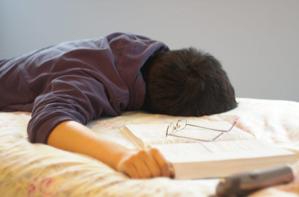 Egzaminacyjna (bez)senność