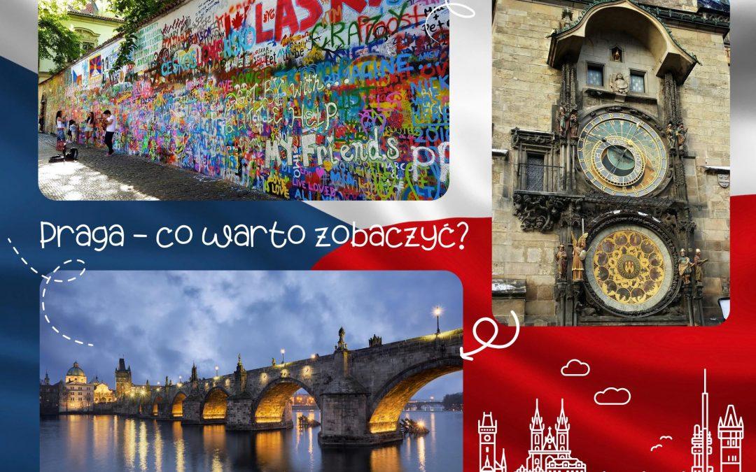 Co warto zobaczyć w Pradze? cz. I