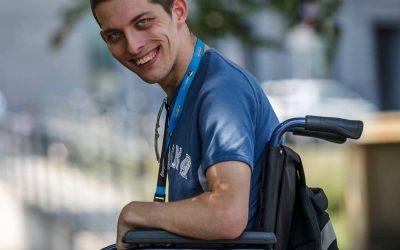 """""""Niepełnosprawność nie jest barierą"""""""